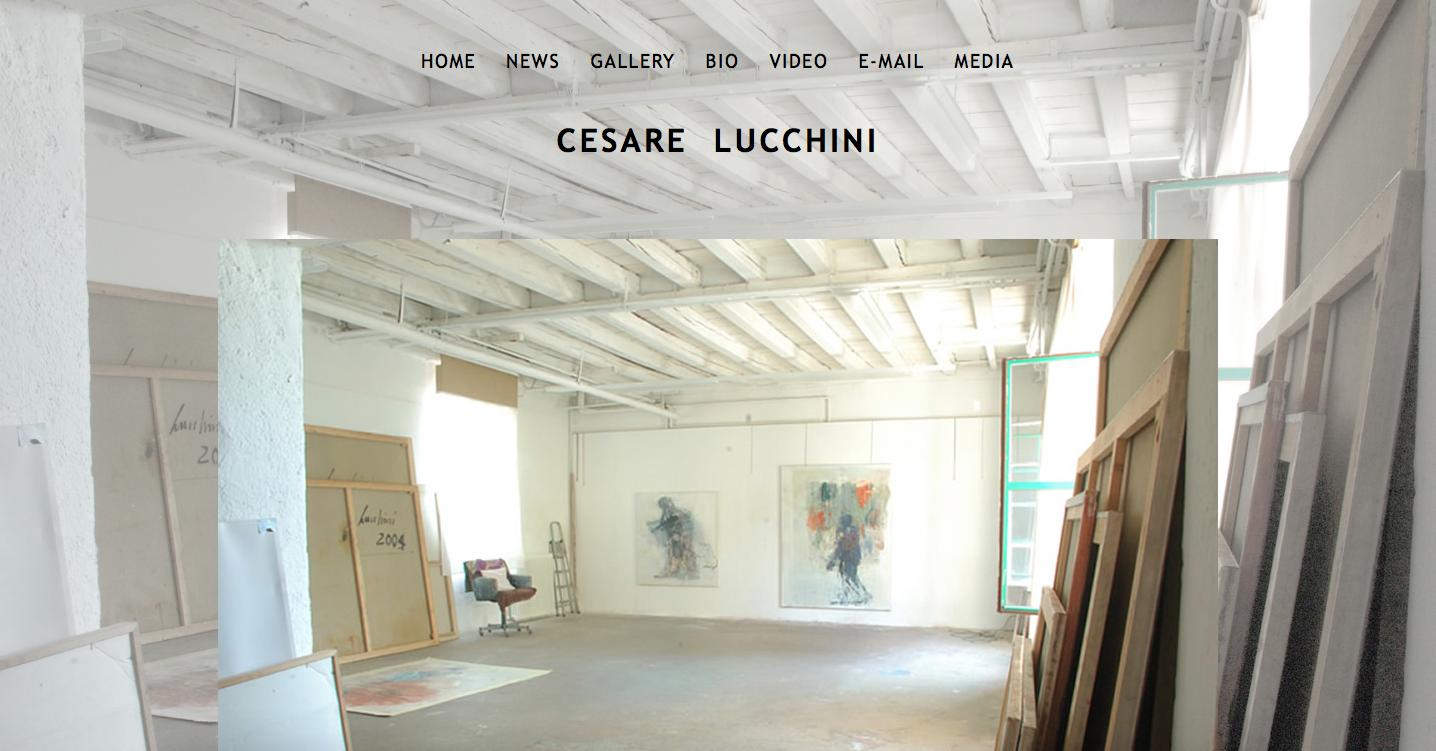 Cesare Lucchini - old site